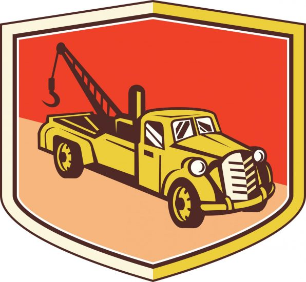 Concord Towing Service Logo